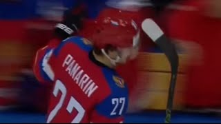 Голы Панарина в матче Россия Латвия(, 2016-05-09T20:04:10.000Z)
