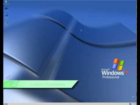 การปรับให้ Windows XP เร็ว สำหรับเล่นเกม