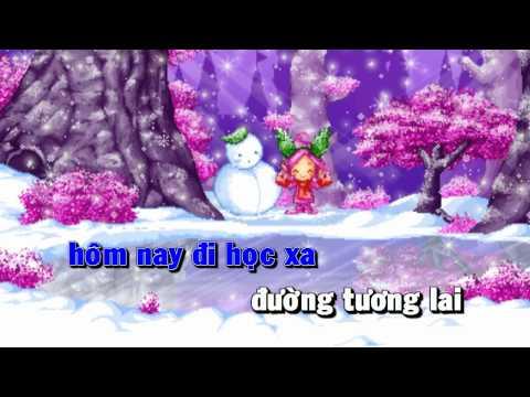 [HD] Karaoke Đi Học Xa (Karaoke by Kgmnc)