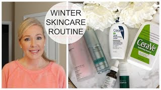 Over 40 Winter Skincare Routine | A NEW Must-Have!