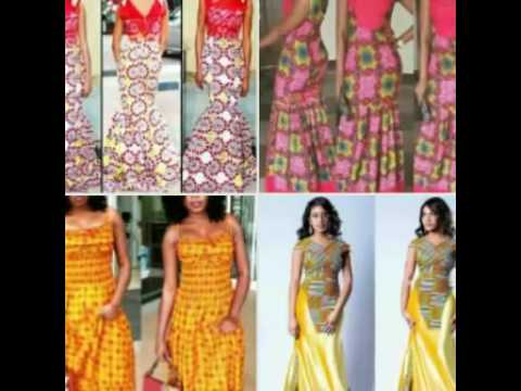 African Dresses: Ankara Fashion Styles For African women