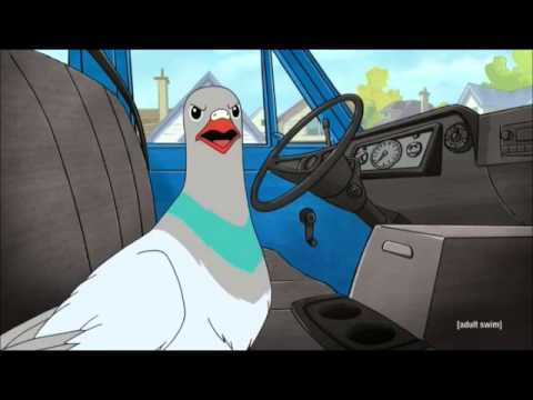 Mike Tyson Mysteries - Pigeon