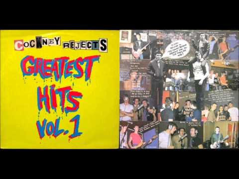 Cockney Rejects - Greatest Hits Vol.1 1980 (Full Album)