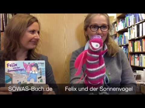 Felix und der Sonnenvogel - Lesung mit Mag. Sigrun Eder und Dr. Gudrun Drussnitzer