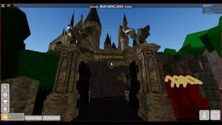 Roblox Harry Potter le trajet interdit à Universal Studios (lire la description)