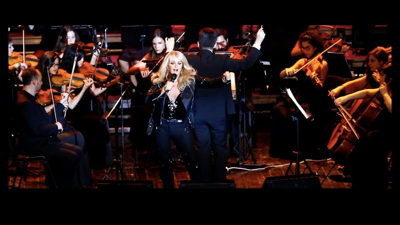 Bonnie Tyler - Total Eclipse of the Heart - Symphonic Orchestra 430 Broken Peach - 20th Century Rock