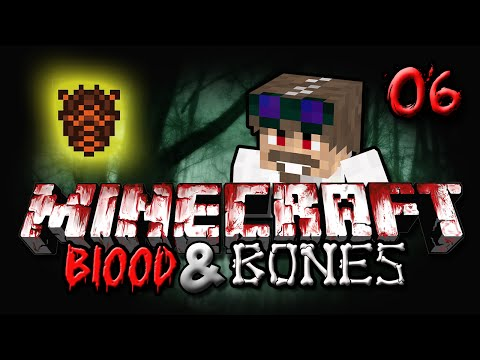Minecraft FTB Blood and Bones 6 - Damascus Steel