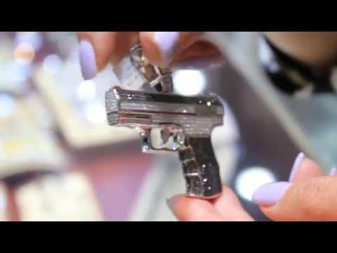 men's-14k-solid-white-gold-diamond-gun-pendant-5.71-ctw
