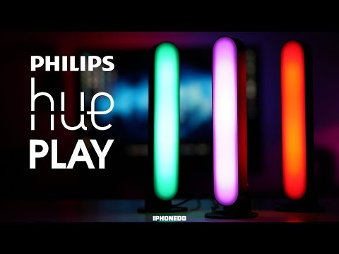Match Your Lights to Your Display — Philips Hue Play - Review [4K]