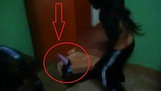 DUENDE EN CASA REAL  (VIDEO VIRAL) thumbnail
