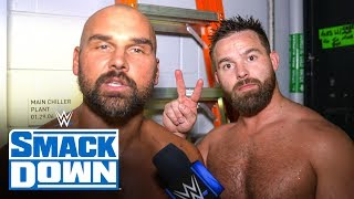 The Revival ready to climb the ladder again: SmackDown Exclusive, Dec. 13, 2019