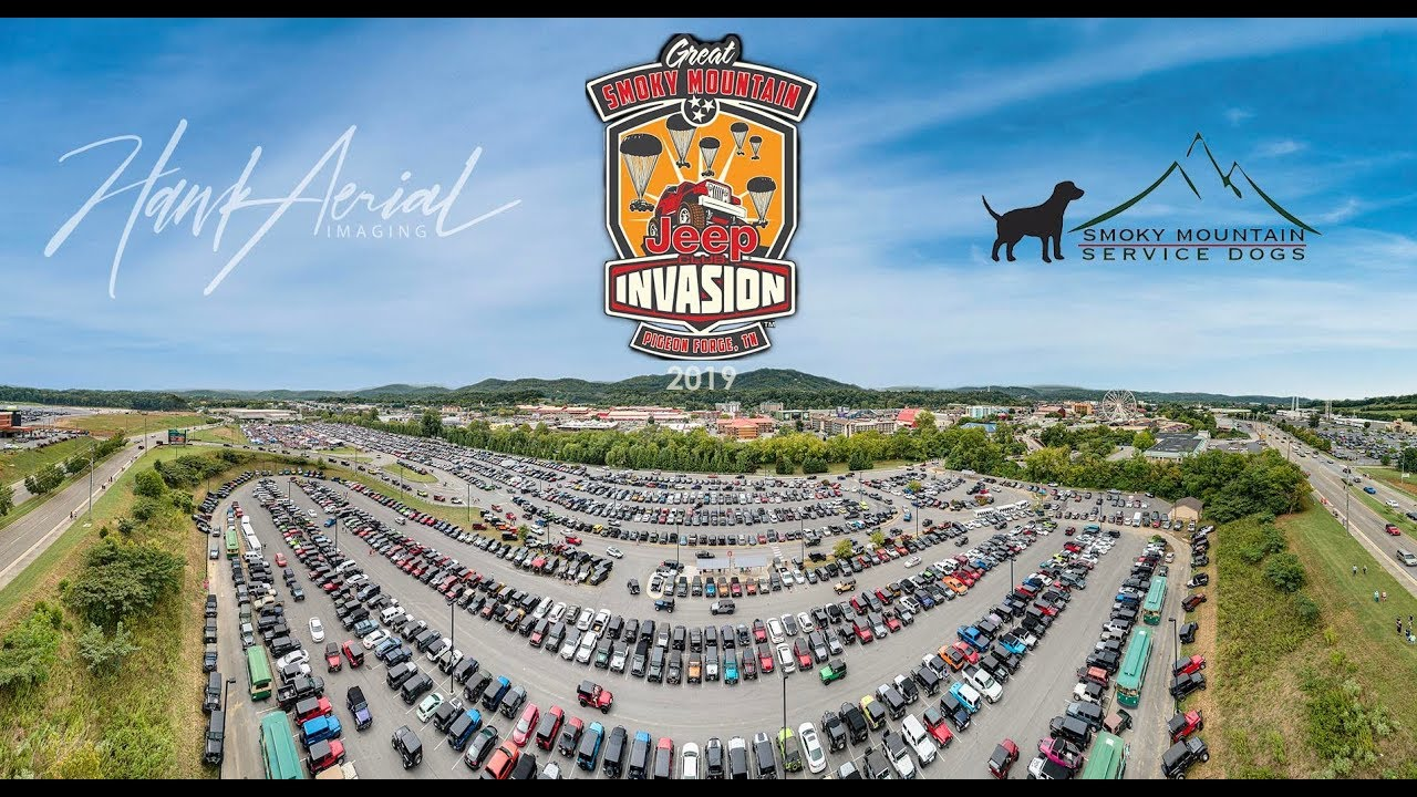 The 2019 7th Annual Great Smoky Mountain Jeep Invasion Youtube