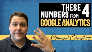 4 Hidden Numbers in Google Analytics You Really Need to See