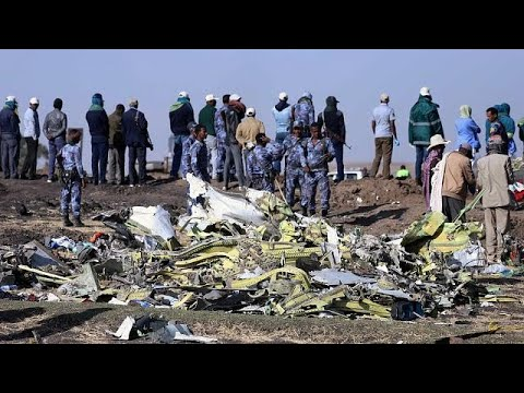 Ethiopian Airlines crash aftermath: black box recovered