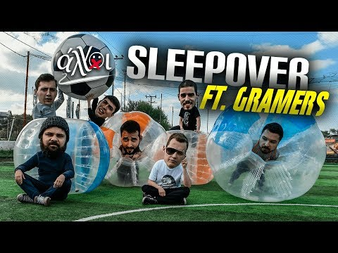 ΑΛΛΟΙ Sleepover #4 - GRamers