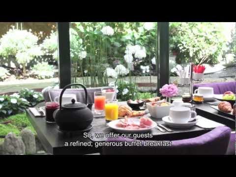 Hotel Pont Royal Paris ***** Saint-Germain-des-Prés (2012)