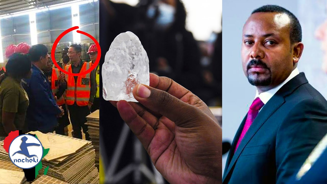 Chinese Firm Accused of Slavery, World's 3rd Largest Diamond Found, Ethiopia Rejects Arab States