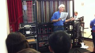The Babbage engine part II