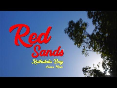 Maui's Best Beaches : Red Sands Hana