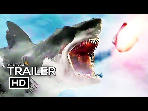 SHARKNADO 6   2018 Tara Reid Comedy Horror Movie HD
