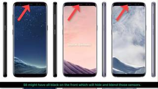 Samsung Galaxy S8 Official Colors Revealed via Twitter