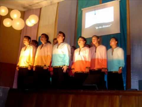 SARING HIMIG - IN THE STILL OF THE NIGHT