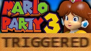 How Mario Party 3 TRIGGERS You!