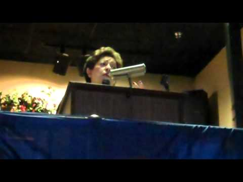 Katherine Archuleta at the Colorado Delegation, Part 2, 9.3.12