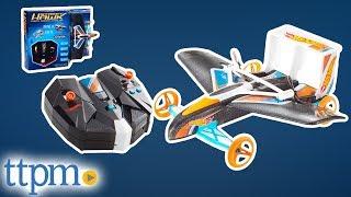 Hot Wheels Street Hawk Remote Control Flying Car from Mattel
