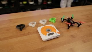3DPrinting with High Strength Filaments for Drones