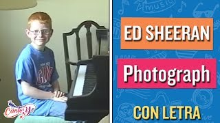 Video Ed Sheeran - Photograph (Karaoke) | CantoYo download MP3, 3GP, MP4, WEBM, AVI, FLV Januari 2018