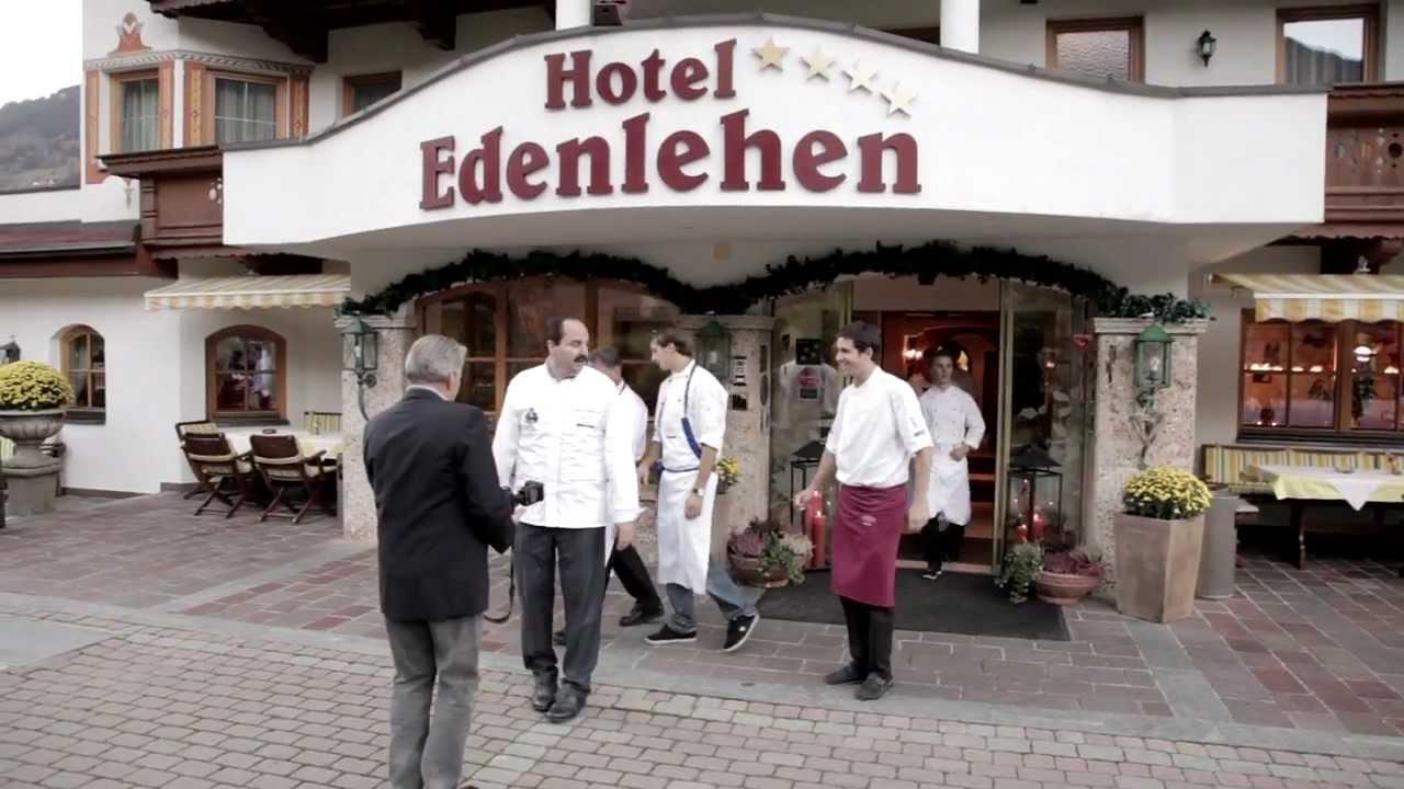 Johann Lafer kocht im Hotel Edenlehen