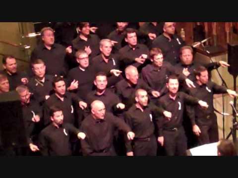 "NYC Gay Men's Chorus: ""Single Ladies (Put a Ring On It)"""
