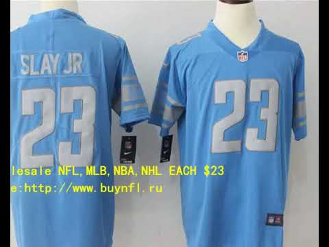 Detroit Lions 23 Darius Slay Cheap NFL Jerseys China From Buynfl.ru Only $23 Wholesale Price