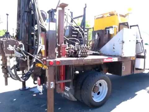 2000 Mobil B47HD Drill Rig (3) for sale