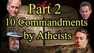10 Commandment by Atheists Part 2