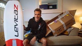 Video We Flew Over 4000 Miles To Pick Up My New Kite Foils! VLOG 61 download MP3, 3GP, MP4, WEBM, AVI, FLV Oktober 2018