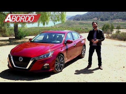 Nissan Altima 2019 | Prueba A Bordo completa