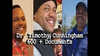 UPDATE! Timothy Cunningham 600 pages