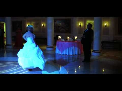 Cinderella Themed Wedding First Dance Amazing Youtube