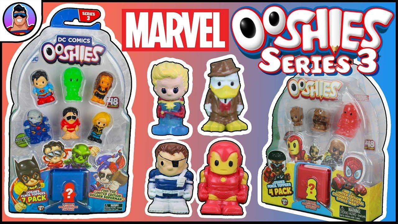 Marvel Comics Ooshies Series 1 Hawkeye Blind Bag Figure NEW