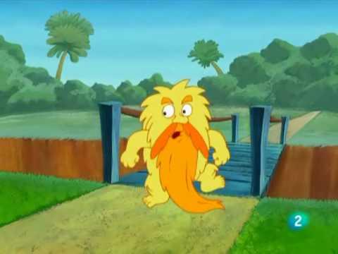 Soy el viejo troll - Dora la exploradora - YouTube
