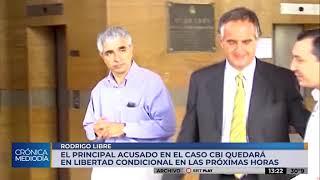 Causa CBI: disponen la libertad condicional de Eduardo Rodrigo