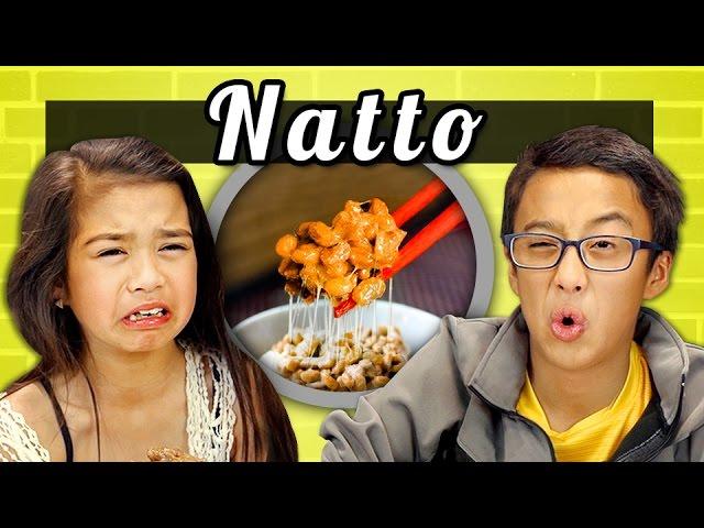 KIDS vs. FOOD – NATTO