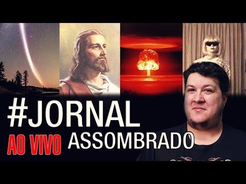 J.A.#39: DNA de Jesus - Fenômeno Inédito - Homem Bate Carro ao Entrar em Portal! I Feel Fantastic
