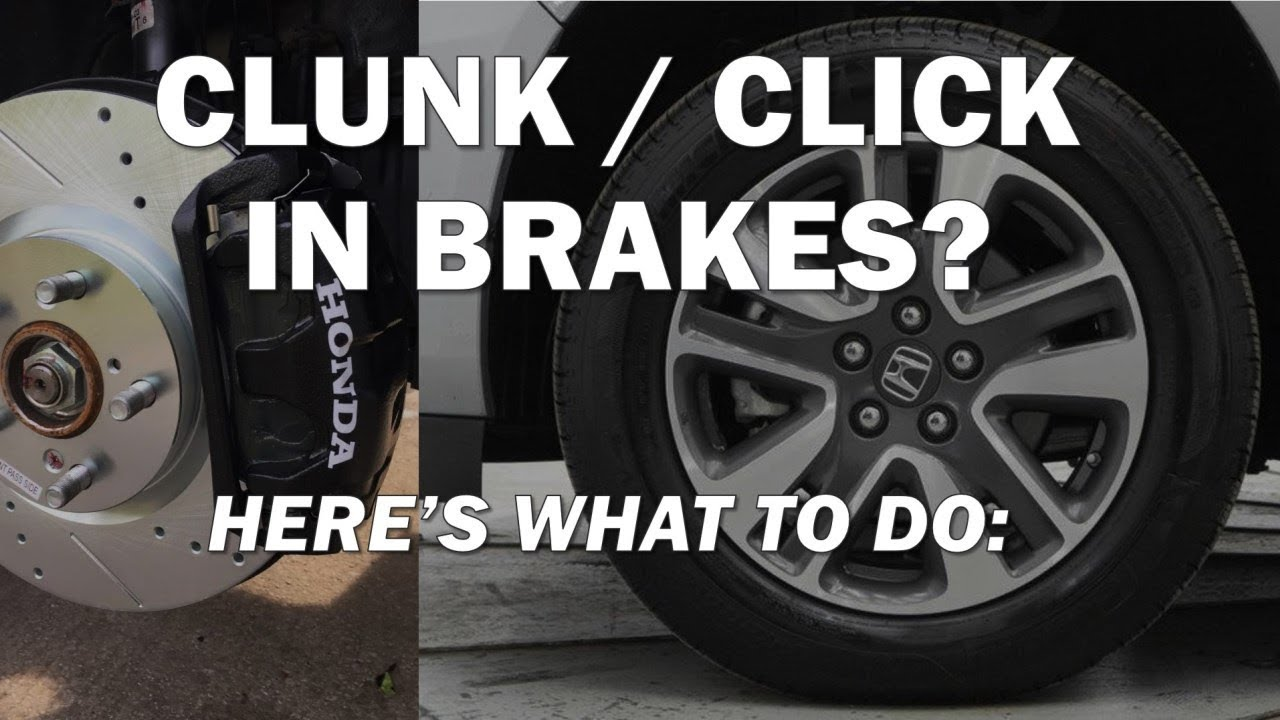 Solved Honda Front End Clunk Click When Braking Youtube 2009 Ridgeline Suspension Control Arm Right Lower W0133