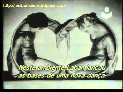 Dança Expressionista Alemã - Rudolf von Laban