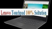 touchpad problem after upgrading to windows 10 in lenovo