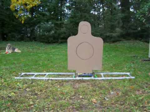 Moving Target Stand