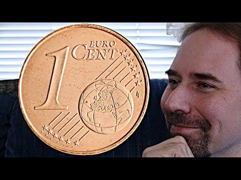 Perancis 1 Euro Cent 2011 Koin